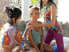 New lesbian nubiles