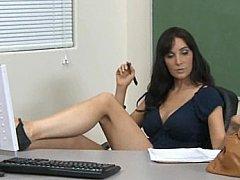 Licking my teacher's pussy. Oral-sex sex