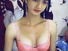 Slim horny Oriental Tranny