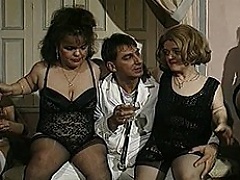 This extraordinary midget group sex scene will exemplify each dwarf lovers...