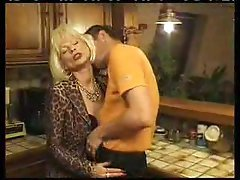Son Bonks Mom In Front Of Daddy