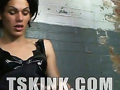 Perverted Mistress Abuses Her Serf