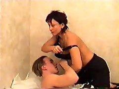 Homemade animalistic sex video