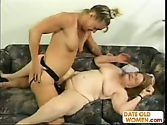 Granny Gets Some Raunchy Act