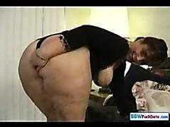 BBW Massive Ass Fuck