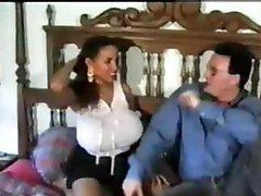 Angelique dos Santos - (aka.Busty Angelique) Interracial Fuck