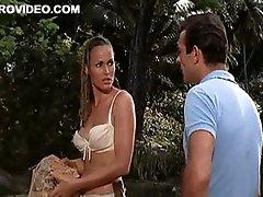 Breathtaking Old Babe Ursula Andress Looking Delightful In Bikini
