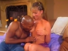 This dark cock addict Lizzy Law gets so nasty in this scene. Getting...