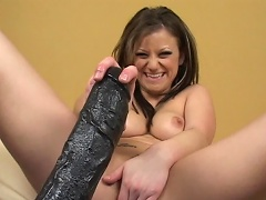 Sexy doxy with nice natural pointer sisters love anal sex greater amount than anything....