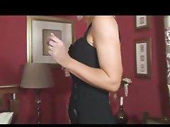Jan Burton Breasty Milf In Salacious Evening Dress