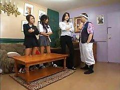 Japanese beauties having joy (1 of 3)