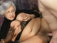 From Germany Granny Swinger Party