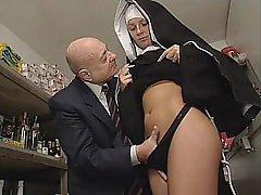 Nun & Dirty vintage man. No sex