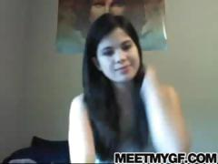 Large boobs webcam amateur solo