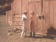 Scenes from a wicked western where those babes have to suck and fuck