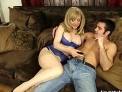 Unpredictable intensify Nina Hartley seduces this X-rated non-natural tap