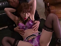 Gorgeous Yui Hatano has not till hell freezes over been shagged in such a rough way!