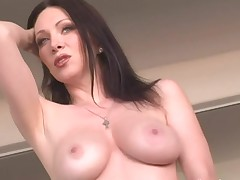 Hot and dirty milf sweetheart gets fucked in horrific and hot scale