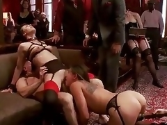 2 Attractive Girl Abused At The Party