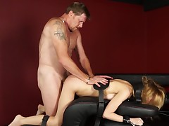 Alina West hard up down plus fucked hard from fail by their way old hand
