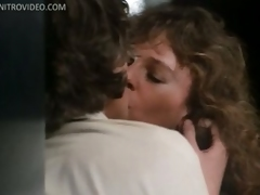 Dominate Glum Retro Actress Jacqueline Bisset Gets Banged In An Elevator