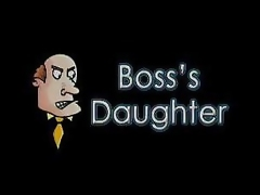 Fucking Be transferred to Boss's Daughter