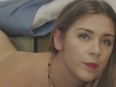 Watch Brunette Cougar Pigeon-holing Hirsute Love tunnel