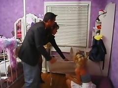 Allysin Chaynes - Babysitter part 1 by Bizzy1991