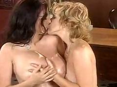 Breasty Mature Lesbians inveigle Us...F70