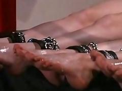 Feet Punished Hotties