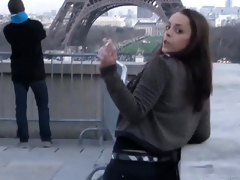 French 100% real angel fucked by nefarious coming