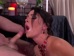 Absolute oral job by leader Jessica Jaymes