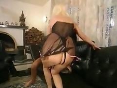 German Mature Anal penetration tinge 2