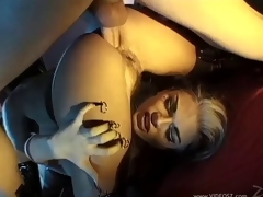 Risque cowgirls nearby pine hair delivering a sensational blowjob before getting a titillating anal drill