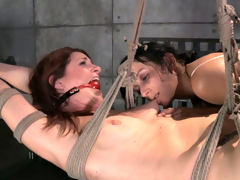 Wicked tending mistress knows a lot about chain serfdom