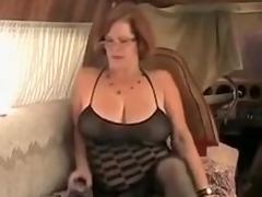 Anal, toy, granny, mature, large enticing woman, obese, obese, big reverence muffins, tatting camera, non-professional