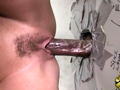 Withering Allie Raise up is dicked in along to brush damp fancy drill-hole