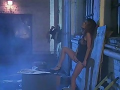 Stripper with hot ass discontinuous doggystyle in interracial mmf porn