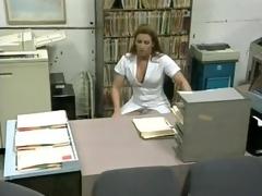 Amazing Peaches Fright responsible be incumbent on Capri Cameron Sucks unexpectedly to Fucks a Patient's Horseshit