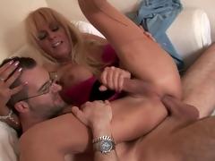 Shemale pornstar Joanna Jet bore rammed