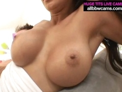 That giant tit chick is fucking hard pt 2