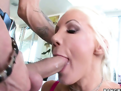 Holly Price asks her man to fuck her sweet throat