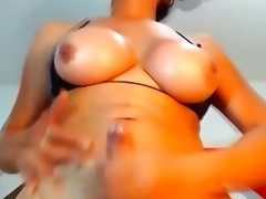 Hot Shemale Webcam Cumshot