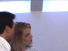 another nurse fucks patient