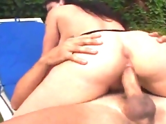 One Of the Best open-air actions near A Bigtitted Milf MOxxxies Madron