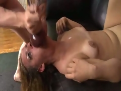Abused Whore Amya Sweet latina extreme mouth fuck