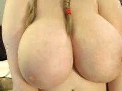 Huge Webcam Tits 7