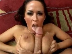 Long titjob video with Carmella Bing