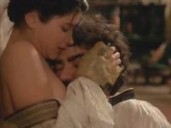 Charming Valentina Cervi Gets Her Boobs Sucked - 'Artemisia' Scene