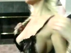 cowgirl copulates and swallows